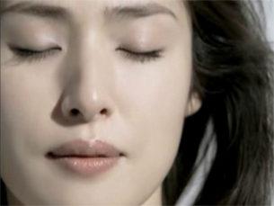 "KAO MEMORY WHITE ""YUKI AMAMI | 天海祐希"""