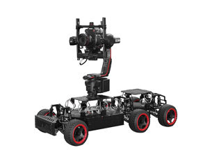 Tried and Tested - 6x6 RC GIMBAL CAMERA CAR Mk.1